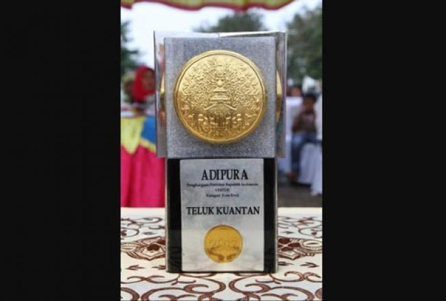 Taluk Kuantan Gagal Pertahankan Penghargaan Adipura