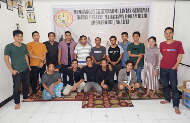 Bangun Silaturahmi, Ipemarohil Jakarta adakan Pertemuan Lintas Generasi