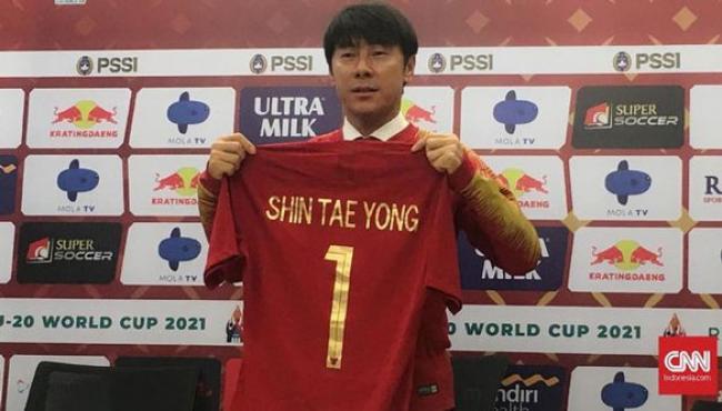 Shin Tae Yong Hormati Waktu Ibadah Pemain Timnas