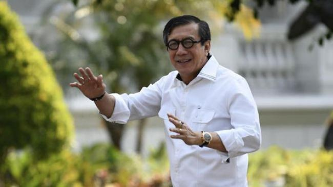 Koalisi LSM Laporkan Yasonna ke KPK, Diduga Rintangi Kasus