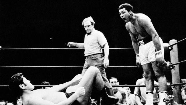 Muhammad Ali, Legenda Pendobrak Batas