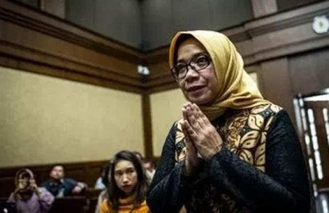 Eni Saragih Divonis 6 Tahun Penjara Dalam Kasus Suap PLTU Riau