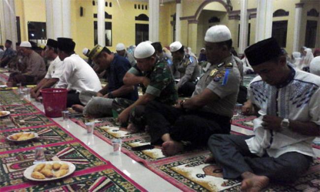 Sambut Ramadhan, Gema Kuansing Peduli Zakat Gelar Tablig Akbar Di Masjid Raya Benai