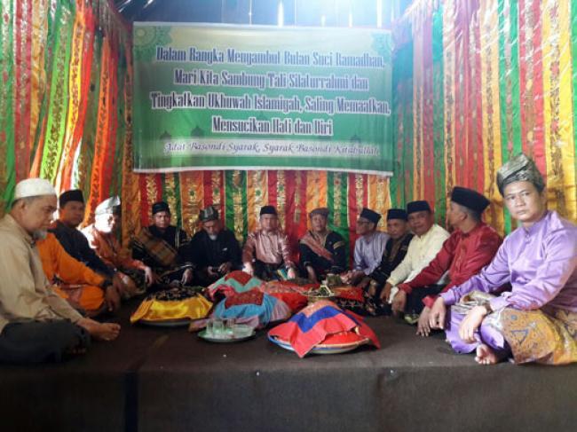 Potang Balimau di Petapahan, Tradisi Menyambut Ramadhan