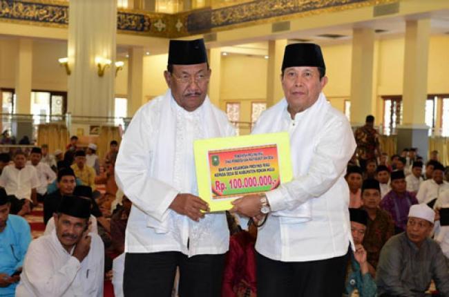 Pemprov Realisasikan 20 Persen APBD Riau untuk Pendidikan