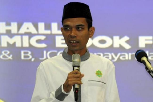 KSAD: Ustaz Abdul Somad Cinta NKRI