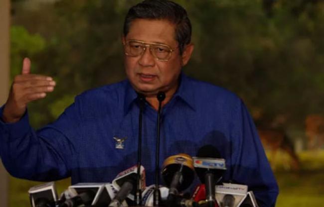 SBY: Jangan Benturkan Islam dengan Pancasila!