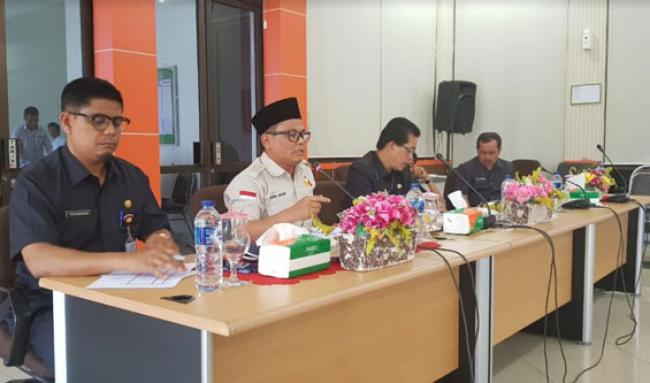 Persiapan Pilkada 2020, Bawaslu Riau Kunjungan Kerja Ke Kuansing.