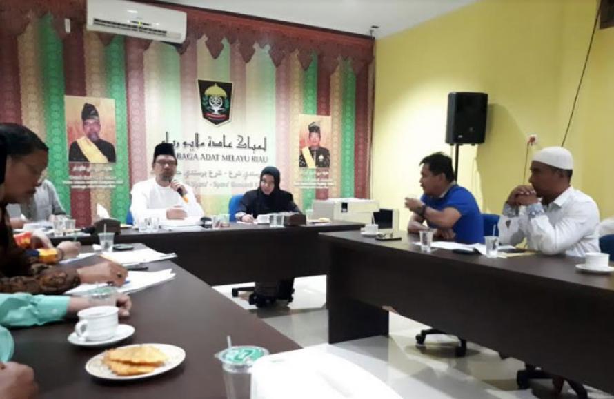 LAM Riau Dukung IKST Polisikan Penulis Buku Pelajaran Budaya Melayu Riau dan Penerbit Inprasa