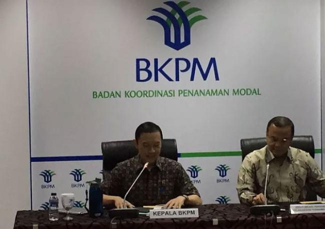 BKPM Tawarkan Proyek Infrastruktur Rp189,9 Triliun ke China