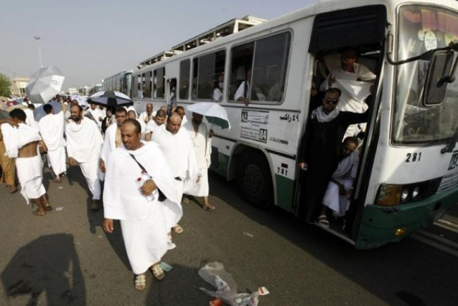 1.470 Bus Disiapkan untuk Layanan Saat Prosesi Armina