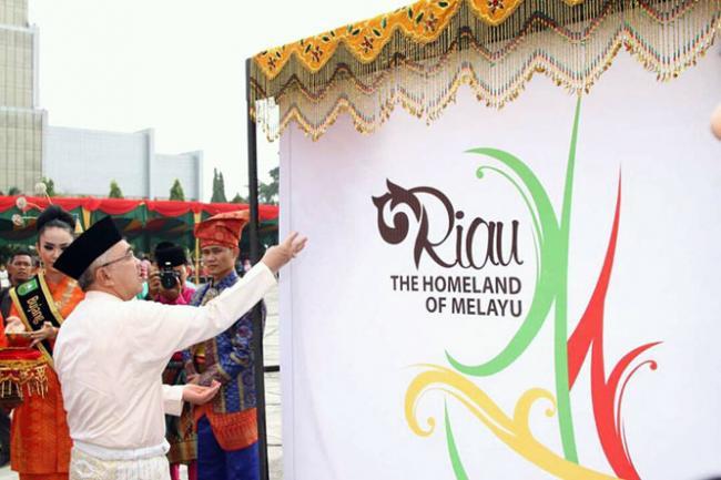 Kemenkumham Patenkan Dua Tagline Riau
