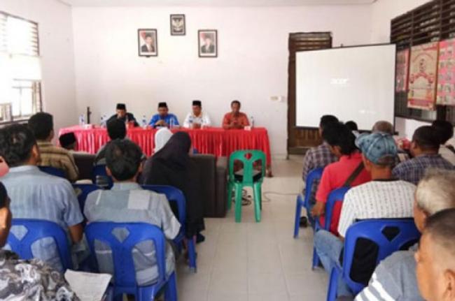 Baznas Siak Taja Latihan Kewirausahaan untuk 38 Mustahik Pedagang Keliling