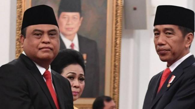 Jadi Menteri, Syafruddin Tetap Fokus Asian Games