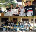 Meriahkan Kemerdekaan RI Ke-73, SMAN 1 Kepenuhan Taja Berbagai Lomba