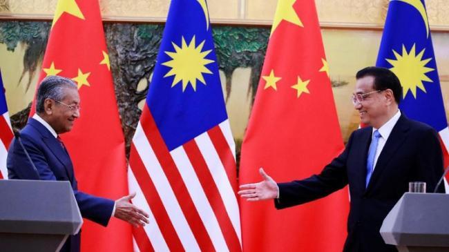 Lagi, Mahathir Batalkan Proyek Infrastruktur Dengan China