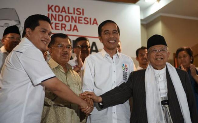 Ramai-ramai Pemilik Media Merapat ke Jokowi Buruk untuk Demokrasi