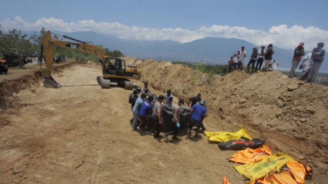 Korban Tewas Gempa dan Tsunami di Sulteng Jadi 844 Orang