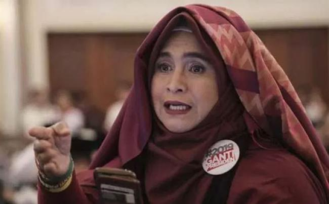 Neno Warisman Sebut Prabowo Sempat Ragu Nyapres Karena Minim Dana