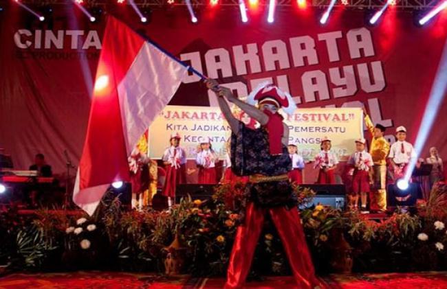 Yuk, Saksikan Jakarta Melayu Festival 2018 di Pantai Ancol