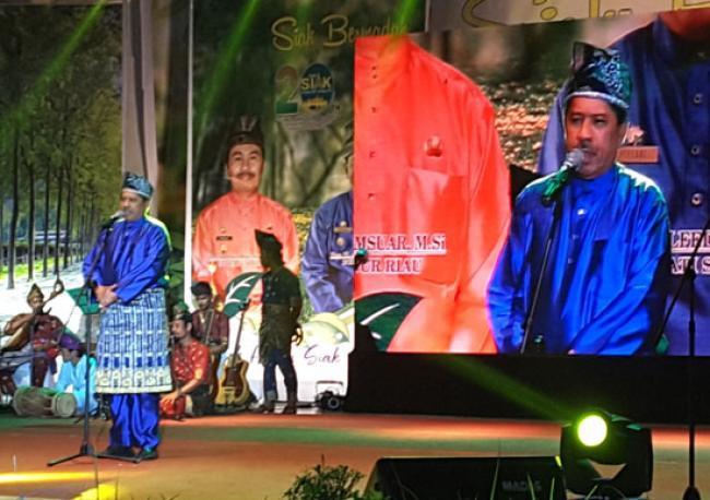 Alfedri: Festival Siak Bermadah Perekat Rumpun Melayu