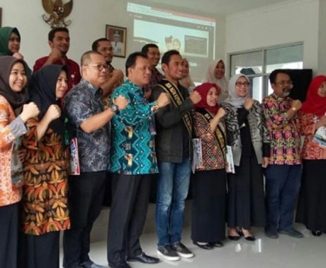 BKD Riau Launching ASN Agen Kepariwisataan Alam dan Budaya