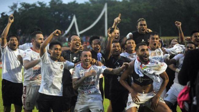 Klasemen Liga 1 2019: Bali United Juara, Persebaya Runner Up