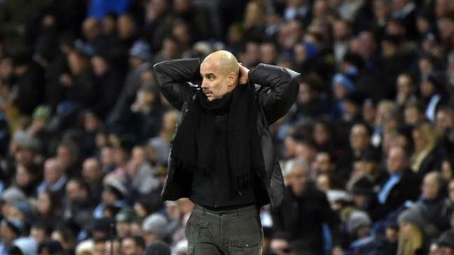 Tertinggal dari Liverpool, Guardiola Pikirkan Musim Depan