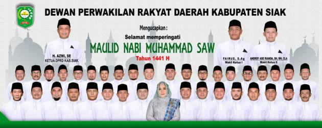 ucapan maulid nabi Muhammad SAW