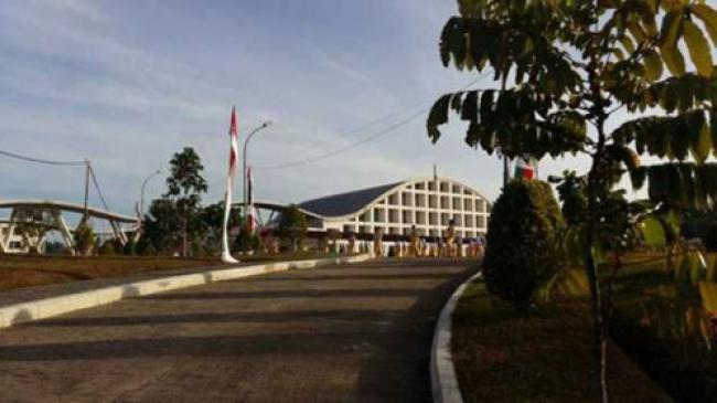 Dikelola Provinsi Riau, SMAN Pintar Kuansing Diharapkan Lebih Baik