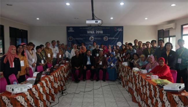 60 Dosen Ikuti Workshop WMA yang Digelar Universitas Budi Luhur dan KO2PI