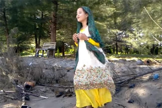 Beranjak Remaja, Sazqia Rayani Rilis Album Ke-2 'Isak Di Ujuang Tangih'