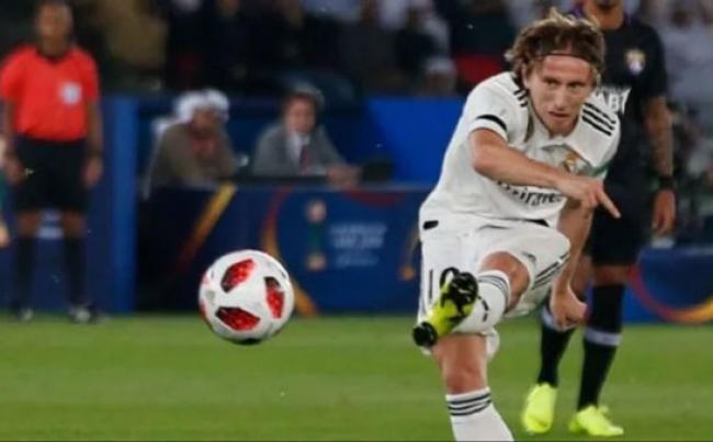 Bahagia di Real Madrid, Luka Modric Ogah Pindah