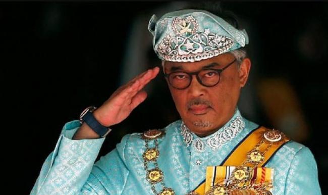 Sultan Pahang Dilantik Jadi Raja Malaysia Ke-16