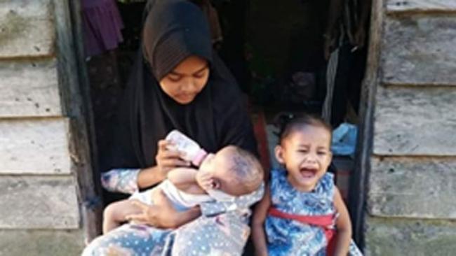 'Andini, Tamparan Kemiskinan buat Kita Semua'