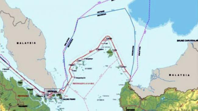 Bupati Natuna: Kami Siap Pertahankan Laut Natuna Utara!