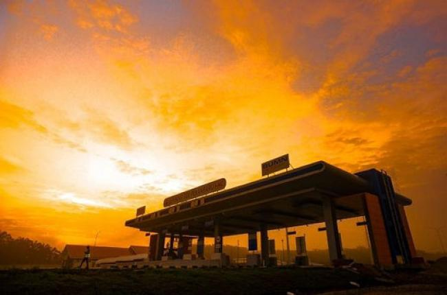 Jalan Tol Pekanbaru-Dumai Ditargetkan Beroperasi Saat Mudik Lebaran
