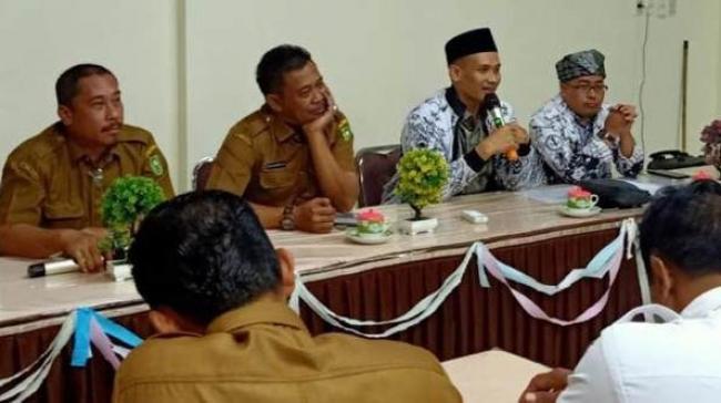 Pemetaan Guru, PGRI Riau Siap Bersinergi dengan Pemprov Riau