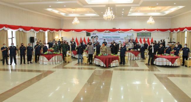 Wagubri Ucapkan Selamat Atas Pelantikan Pengurus JMSI Riau Periode 2020-2025