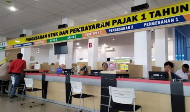 Serap Pajak untuk PAD, Pemprov Riau Bangun 10 Kantor Unit Pelayanan Baru Bapenda di Kabupaten Kota