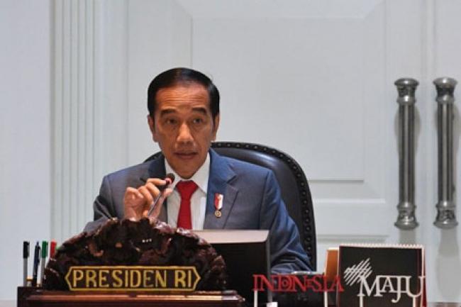 Jokowi Orang Pertama yang Disuntik Vaksin COVID-19 Rabu Pekan Depan