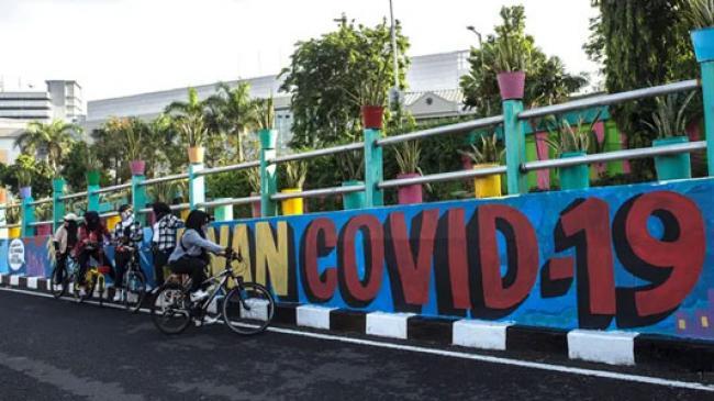 Update 8 Januari: Makin Ganas, Positif COVID-19 Bertambah 10.617 Kasus