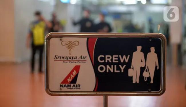 KTP Dipinjam, Nama Sarah Beatric dan Felix Wenggo Dipakai Penumpang Lain Sriwijaya Air SJ 182