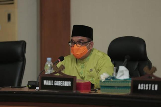 Belajar Tatap Muka Terbatas Tingkat SMA/SMK di Riau Tunggu Keputusan Gubri
