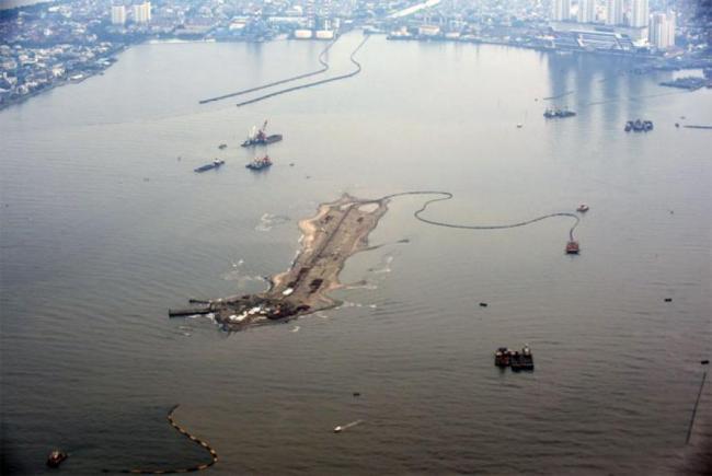 Greenpeace Tegaskan Tolak Reklamasi Teluk Jakarta