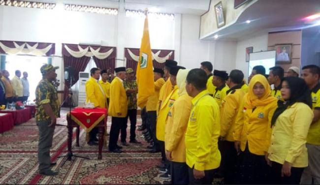 H Fuad Nahkodai Golkar Rohil 2019-2024