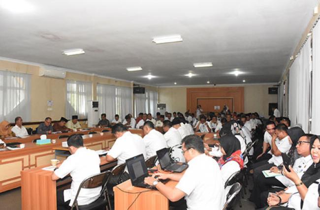 Penyusunan RKPD 2020, Bappeda Bengkalis Gelar Forum Konsultasi Publik