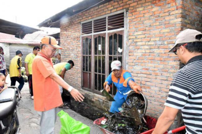 Sempena Hari Peduli Sampah, DLH Bengkalis akan Gelar Aksi Sedekah Sampah