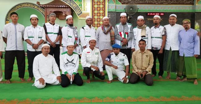 DPC FPI Kecamatan Bengkalis Resmi Dikukuhkan Di Masjid Agung Istiqomah