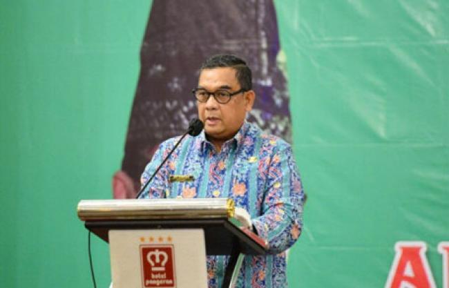 Pemerintah dan Masyarakat Harus Aktif Bangun Riau
